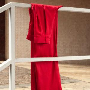 Max anc Co pantalone crvene boje