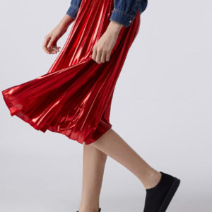 Max anc Co crvena suknja