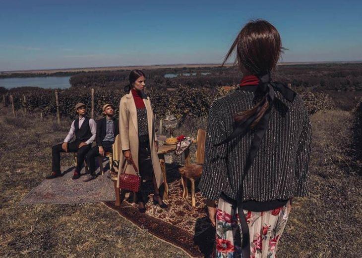 Miamaya kampanja u prirodi za jesen